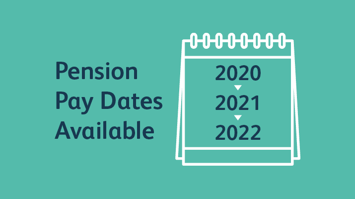 Image for Pension Pay Dates Available