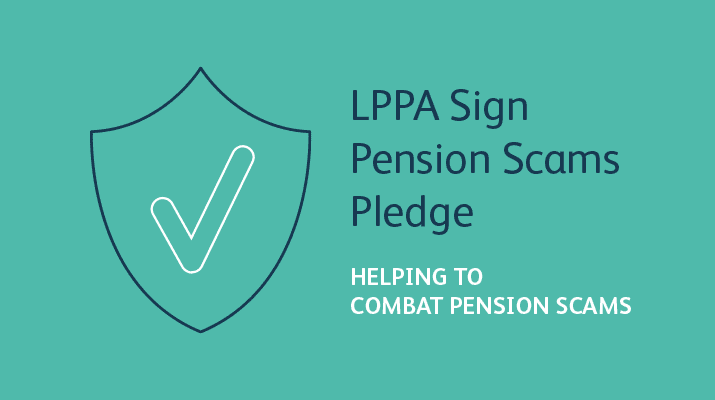 LPPA Signs Pledge to Combat Pension Scams