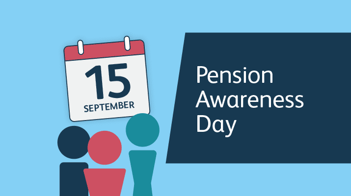 Pension Awareness Day is here!